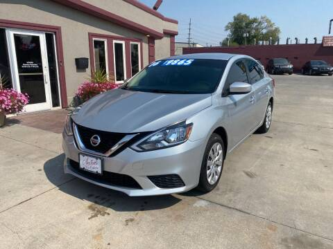 2016 Nissan Sentra for sale at Sexton's Car Collection Inc in Idaho Falls ID