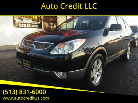 2011 Hyundai Veracruz for sale at Auto Credit LLC in Milford OH