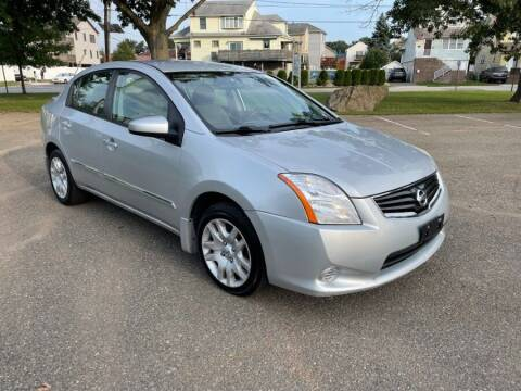 2012 Nissan Sentra for sale at Cars With Deals in Lyndhurst NJ