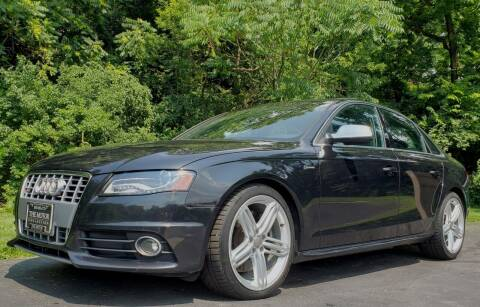 2011 Audi S4 for sale at The Motor Collection in Columbus OH