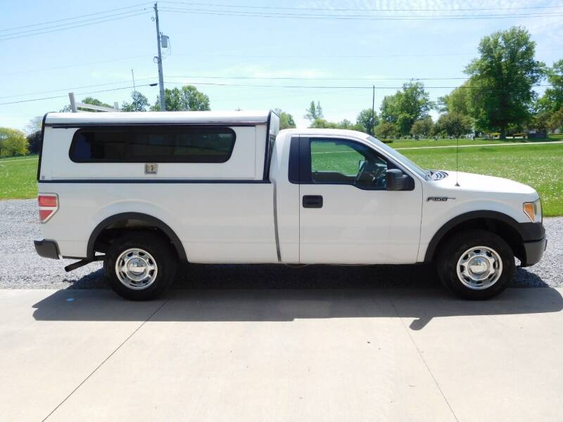 2010 Ford F-150 for sale at WESTERN RESERVE AUTO SALES in Beloit OH