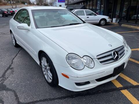 2008 Mercedes-Benz CLK for sale at Premier Automart in Milford MA