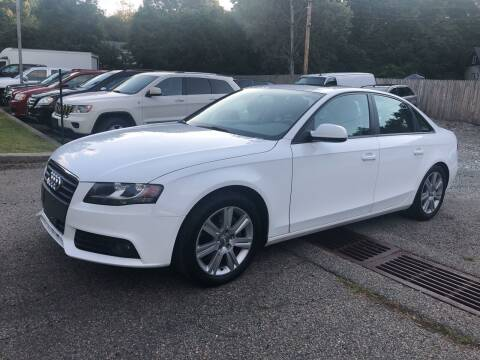 2011 Audi A4 for sale at AMA Auto Sales LLC in Ringwood NJ