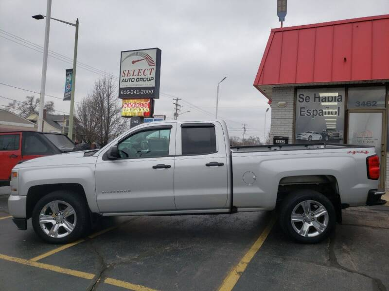 2017 Chevrolet Silverado 1500 for sale at Select Auto Group in Wyoming MI
