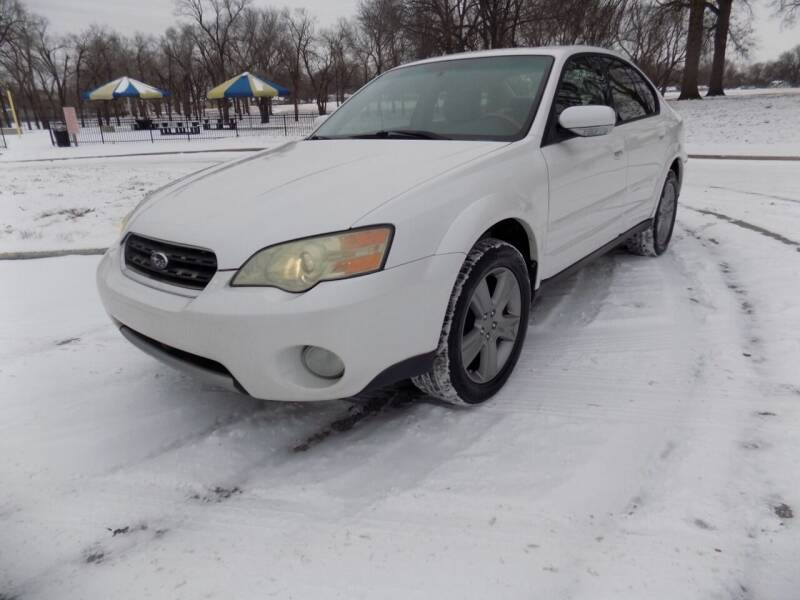 2006 Subaru Outback for sale at RENNSPORT Kansas City in Kansas City MO