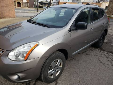 2011 Nissan Rogue for sale at USA AUTO WHOLESALE LLC in Cleveland OH