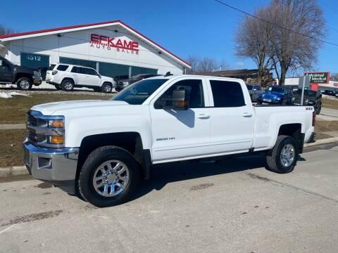 2016 Chevrolet Silverado 2500HD for sale at Efkamp Auto Sales LLC in Des Moines IA