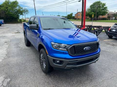 2020 Ford Ranger for sale at LLANOS AUTO SALES LLC in Dallas TX
