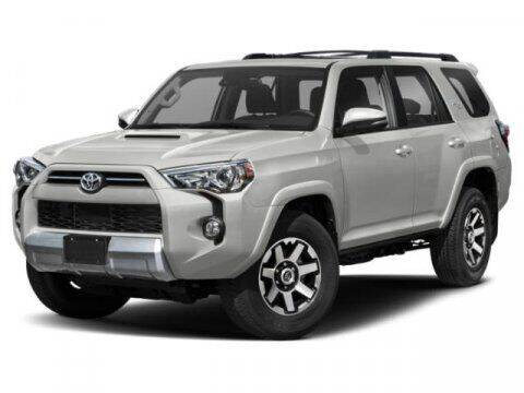 2021 Toyota 4Runner for sale at HILAND TOYOTA in Moline IL