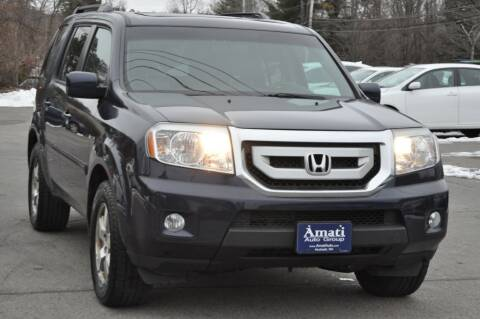 2011 Honda Pilot for sale at Amati Auto Group in Hooksett NH