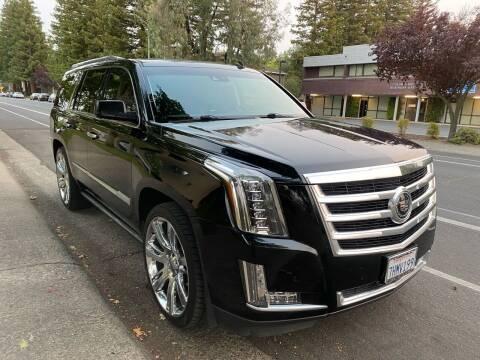 2015 Cadillac Escalade for sale at LG Auto Sales in Rancho Cordova CA