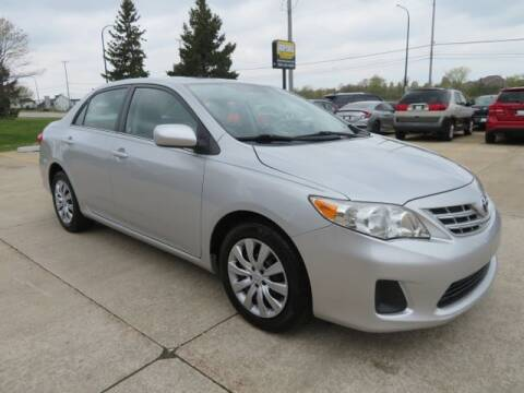2013 Toyota Corolla for sale at Import Exchange in Mokena IL