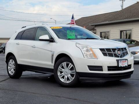 2012 Cadillac SRX for sale at Tri-County Pre-Owned Superstore in Reynoldsburg OH