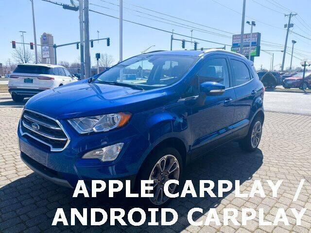 2018 Ford EcoSport for sale in Bowling Green, OH