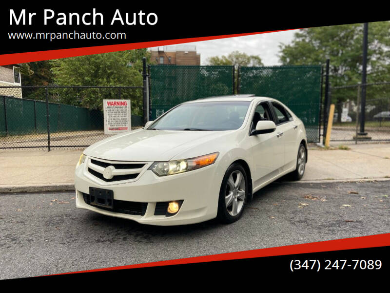 2009 Acura TSX for sale at Mr Panch Auto in Staten Island NY