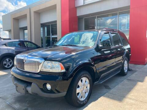 2003 Lincoln Aviator for sale at Thumbs Up Motors in Warner Robins GA