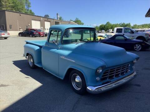 1957 Chevrolet 3100 for sale at SHAKER VALLEY AUTO SALES in Enfield NH