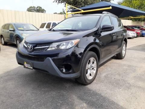 2014 Toyota RAV4 for sale at Midtown Motor Company in San Antonio TX