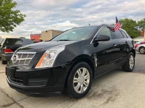 2011 Cadillac SRX for sale at Cj king of car loans/JJ's Best Auto Sales in Troy MI