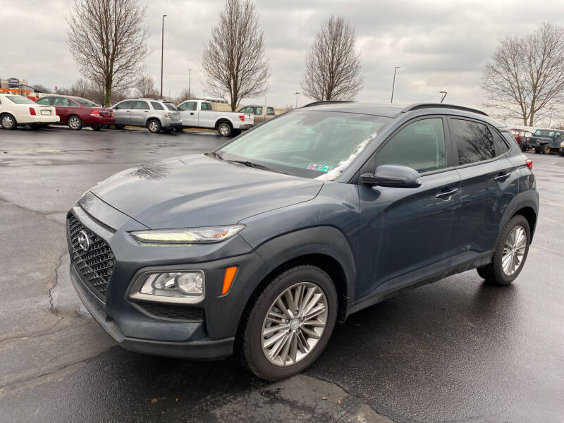 2019 Hyundai Kona for sale at Boardman Auto Exchange in Youngstown OH