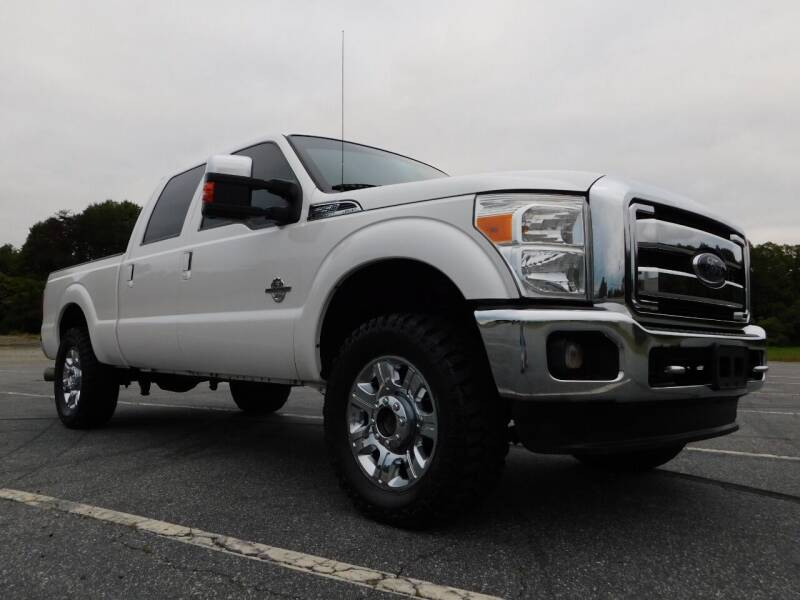 2013 Ford F-250 Super Duty for sale at Used Cars For Sale in Kernersville NC