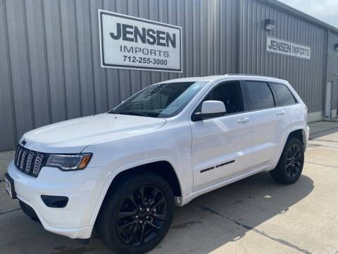 2020 Jeep Grand Cherokee for sale at Jensen's Dealerships in Sioux City IA