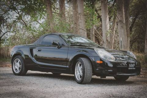 2002 Toyota MR2 Spyder for sale at Northwest Premier Auto Sales in West Richland And Kennewick WA