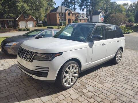 2020 Land Rover Range Rover for sale at 6348 Auto Sales in Chesapeake VA