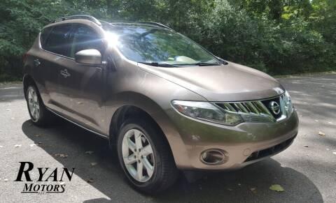 2010 Nissan Murano for sale at Ryan Motors LLC in Warsaw IN