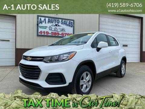 2017 Chevrolet Trax for sale at A-1 AUTO SALES in Mansfield OH