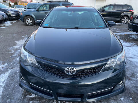 2014 Toyota Camry for sale at Choice Motor Group in Lawrence MA