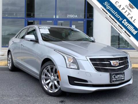 2017 Cadillac ATS for sale at Southern Auto Solutions - Capital Cadillac in Marietta GA