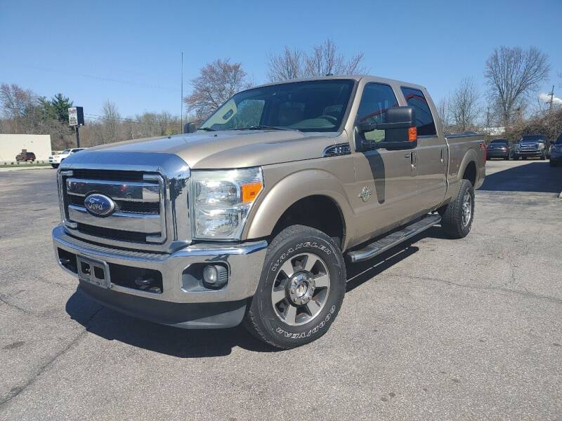 2011 Ford F-350 Super Duty for sale at Cruisin' Auto Sales in Madison IN