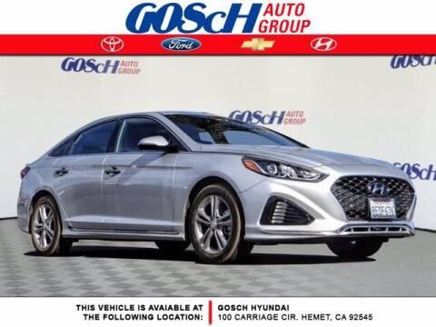 2018 Hyundai Sonata for sale at BILLY D SELLS CARS! in Temecula CA