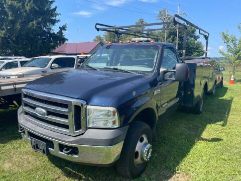 2006 Ford F-350 Super Duty for sale at Trocci's Auto Sales in West Pittsburg PA