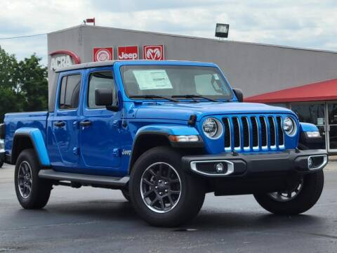 2021 Jeep Gladiator for sale at BuyRight Auto in Greensburg IN