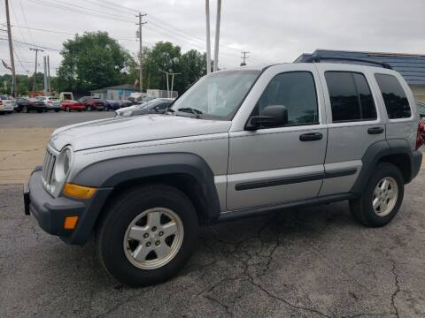 2006 Jeep Liberty for sale at COLONIAL AUTO SALES in North Lima OH