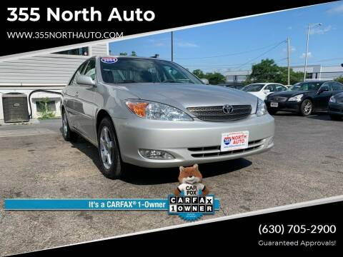 2004 Toyota Camry for sale at 355 North Auto in Lombard IL