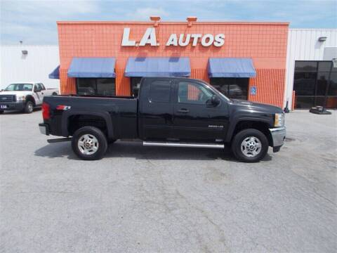 2011 Chevrolet Silverado 2500HD for sale at L A AUTOS in Omaha NE