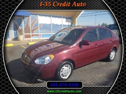 2009 Hyundai Accent for sale at Buy Here Pay Here Lawton.com in Lawton OK