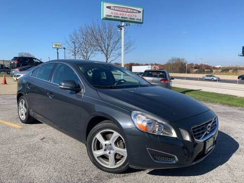 2013 Volvo S60 for sale at Revolution Motors LLC in Wentzville MO