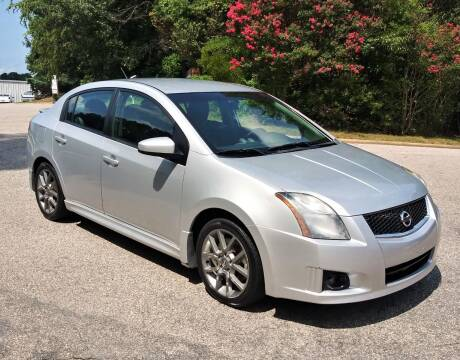 2011 Nissan Sentra for sale at Weaver Motorsports Inc in Cary NC