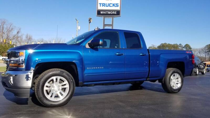 2019 Chevrolet Silverado 1500 LD for sale at Whitmore Chevrolet in West Point VA