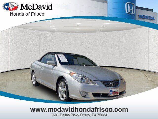 2006 Toyota Camry Solara for sale in Irving, TX