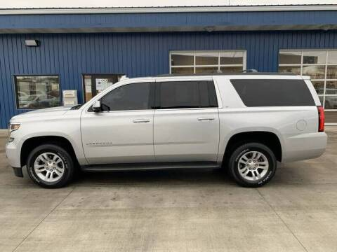 2015 Chevrolet Suburban for sale at Twin City Motors in Grand Forks ND