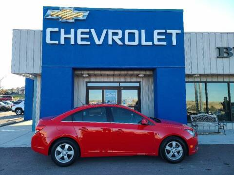2014 Chevrolet Cruze for sale at Tommy's Car Lot in Chadron NE