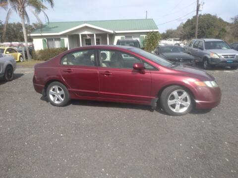 2007 Honda Civic for sale at Popular Imports Auto Sales in Gainesville FL