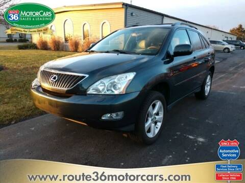 2004 Lexus RX 330 for sale at ROUTE 36 MOTORCARS in Dublin OH