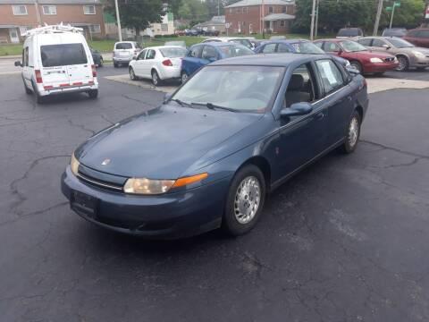 2002 Saturn L-Series for sale at Flag Motors in Columbus OH