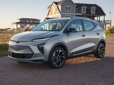 2022 Chevrolet Bolt EUV for sale at CHEVROLET OF SMITHTOWN in Saint James NY